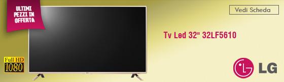 """Tv Led 32"""" Lg 32LF5610 - Full HD [32LF5610]"""