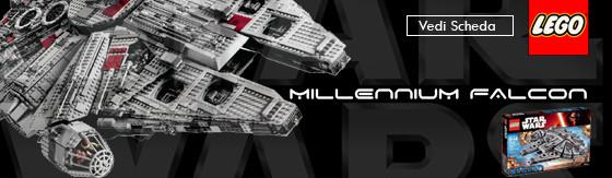 Lego Star Wars - Millennium Falcon [75105]
