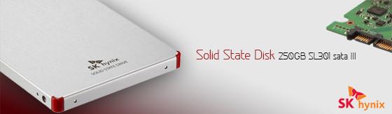 SSD 250GB Hynix SL301 sata III [HFS250G32TND-3112A]