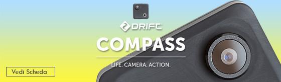Fotocamera Drift Compass [10-009-00]