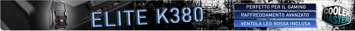 Coolermaster elite k380