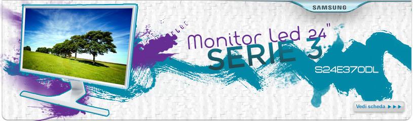 Monitor Led 24 Samsung