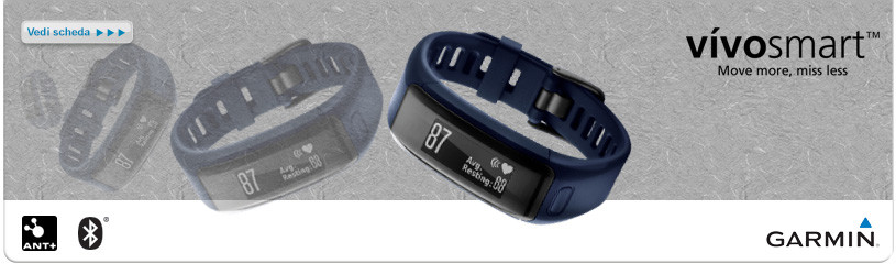 Smartband Garmin
