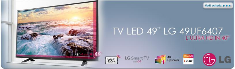 "Tv Led 49"" Lg"